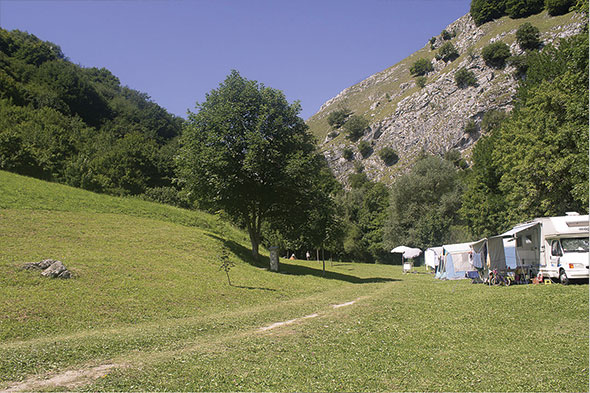 Camping Le Foci
